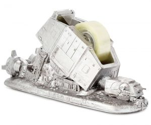 Star Wars AT-AT Tape Dispenser – You'll feel like you can take on the whole Empire yourself with this AT-AT tape dispenser on your desk.