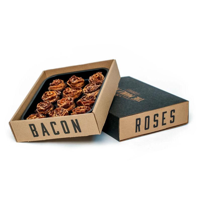 bacon roses box