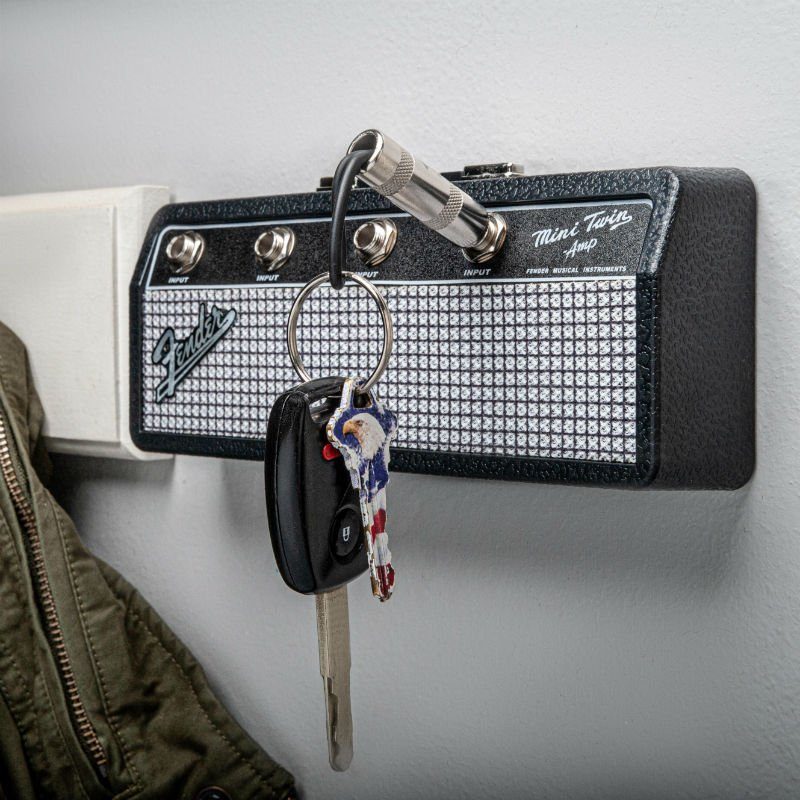 fender guitar amp key holder