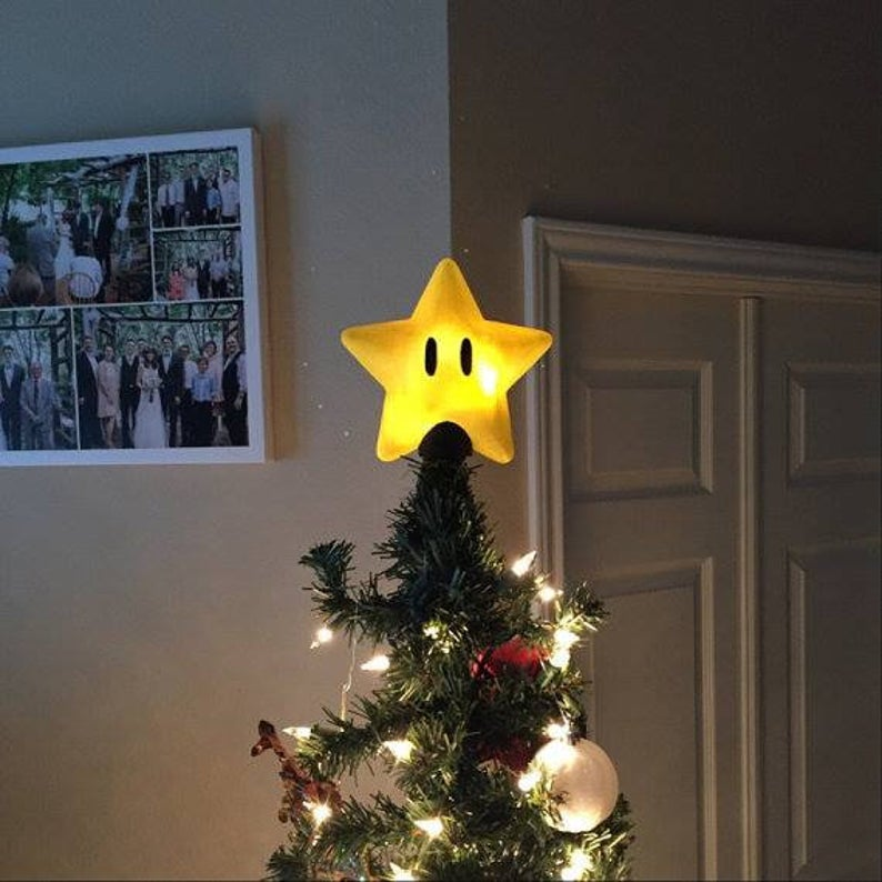 Harry Potter Christmas Tree Topper: Harry Potter Platform 9 3/4 Door Sticker