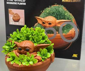 Baby Yoda The Child Chia Pet coming soon!