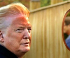 10 Best Trump Orange Face spray tan memes #orangeface