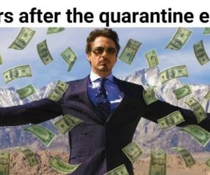 Barbers After The Quarantine Ends – Meme
