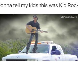 Gonna Tell My Kids This Was Kid Rock – Tiger King Meme