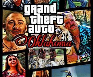 Grand Theft Auto Oklahoma Tiger King Meme