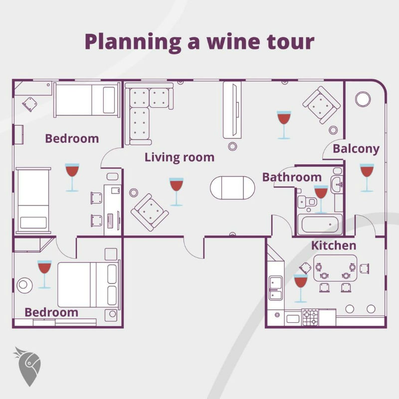 planning a wine tour quarantine