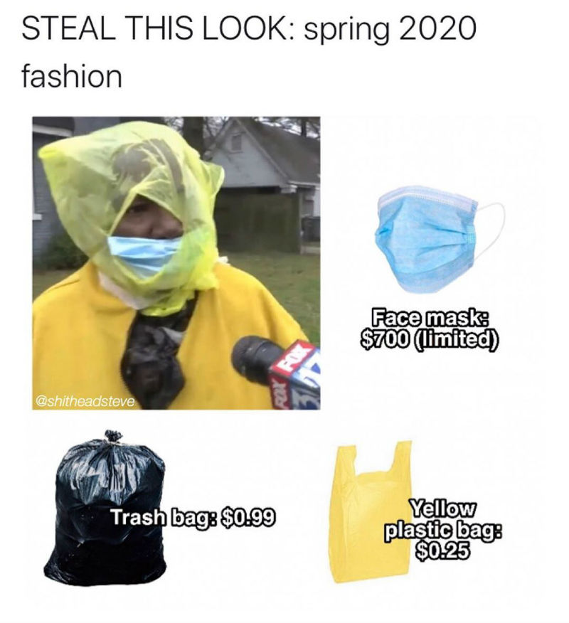 steal this look spring 2020