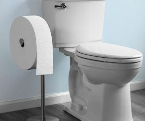 Save yourself those endless trips to Costco with the massive Charmin forever roll.