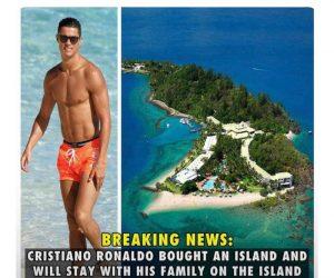 This Is The Craziest Flex I've Ever Seen Cristiano Ronaldo Bought An Island – Coronavirus