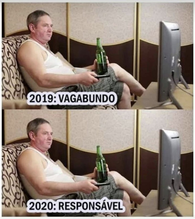 2019 vagabundo 2020 responsavel