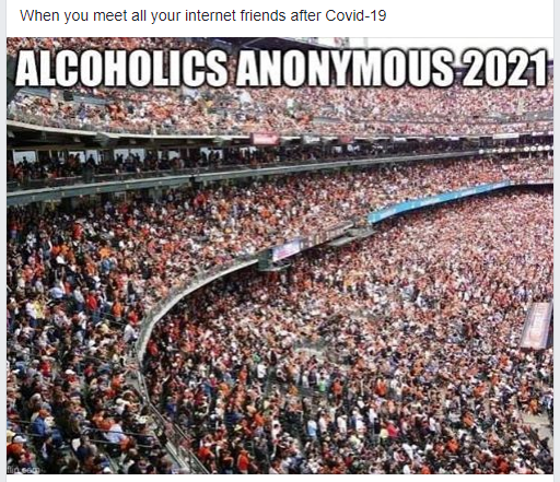 alcoholics anonymous 2021 meme shut up and take my money shut up and take my money
