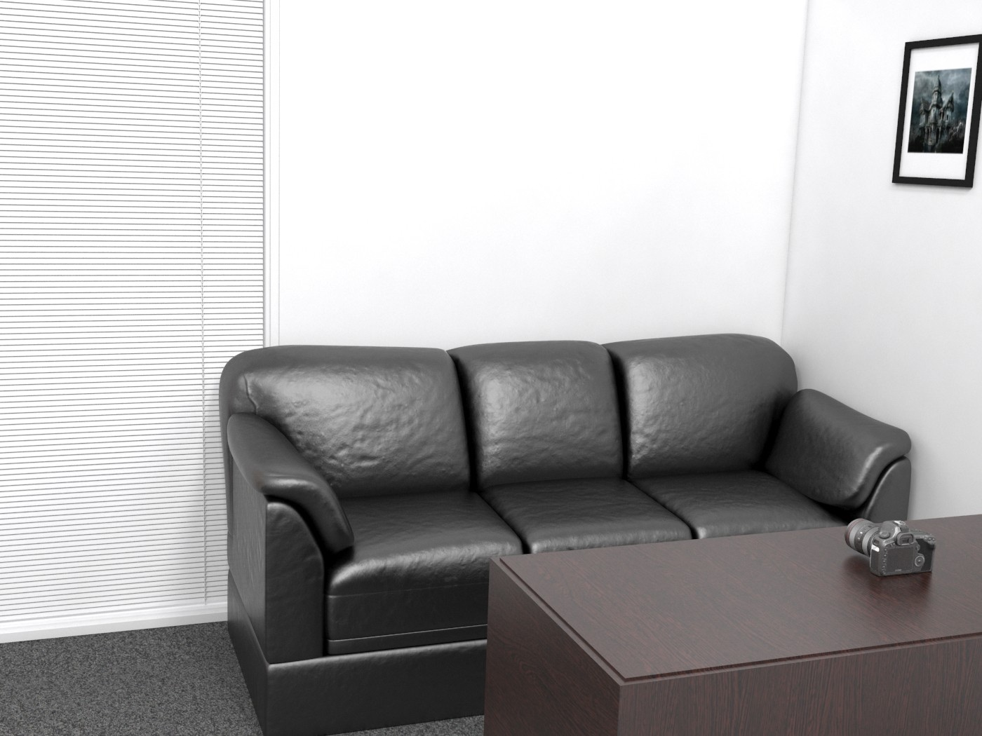 best zoom backgrounds casting couch