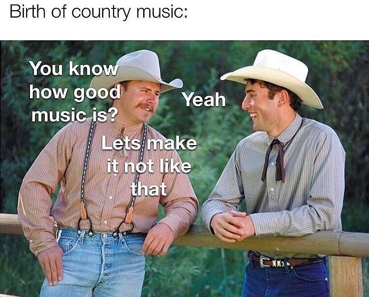 birth of country music
