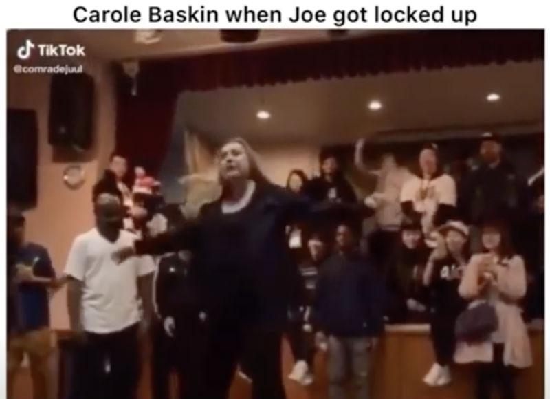 carole baskin when joe got locked up