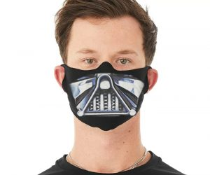 Darth Vader Medical Style Face Mask