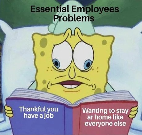 essential employees problems