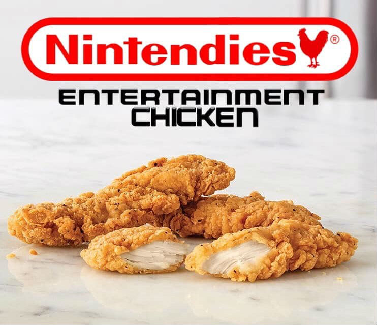 nintendies entertainment chicken