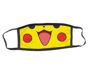 Pikachu medical style face mask