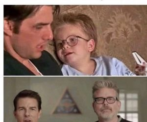 Proof Tom Cruise Is A Vampire – Kid from Jerry MaGuire Meme