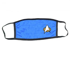 Star Trek Spock Medical Style Face Mask
