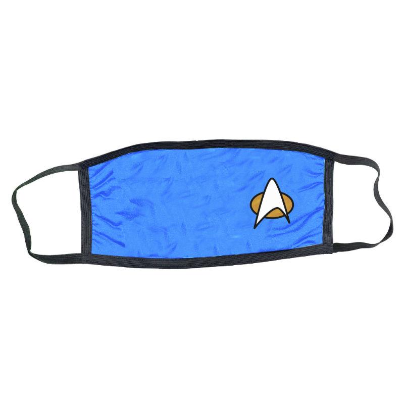 star trek spock face mask