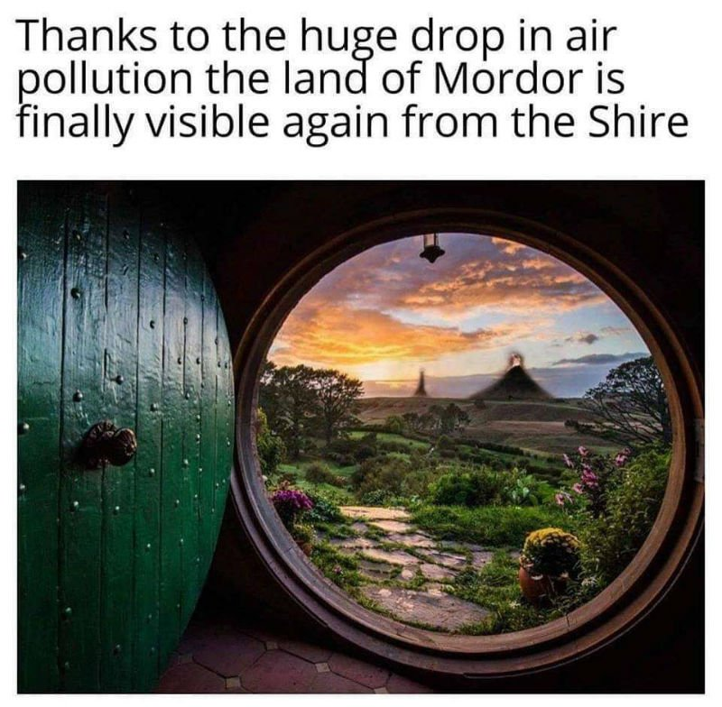 thanks to the huge drop