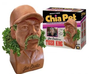 Tiger King Joe Exotic Chia Pet