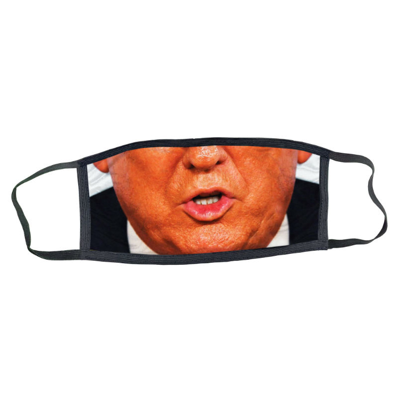 trump medical style face mask