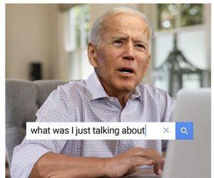 When the CBD gummies hit – Joe Biden meme