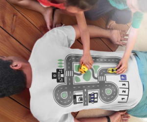 Best Father's Day Shirt Ever! – Bond with your kids and get a free back scratch with this Best Father's Day Shirt Ever!