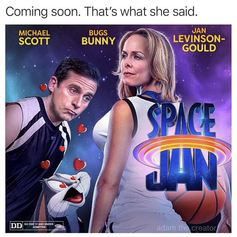 coming soon space jan