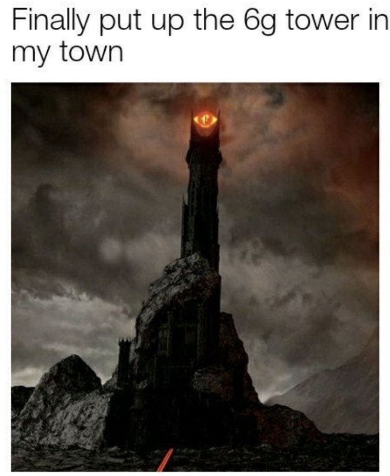 Finally Put Up The 6g Tower In My Town Meme Shut Up And Take My Money