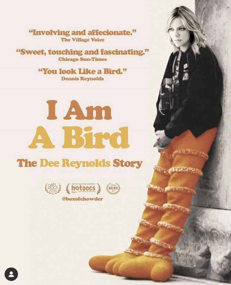 i am a bird the dee reynolds story