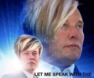 Karen Elon Musk Meme – Let me Talk To The Manager Of California