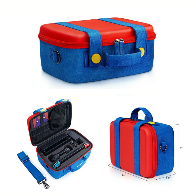 mario switch case
