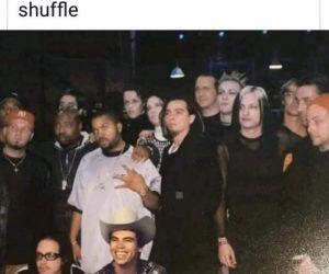 Me Putting All My Music On Shuffle Meme