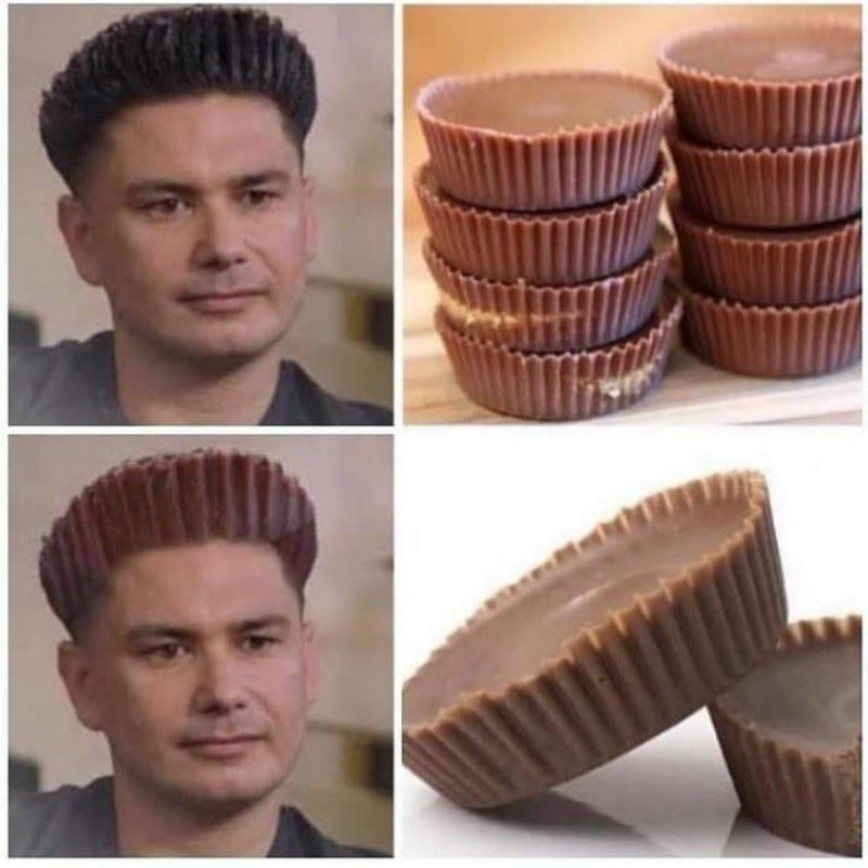pauly d reeses hair meme
