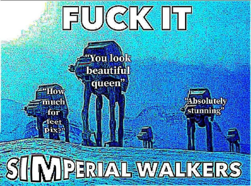simperial walkers meme