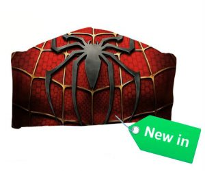 Spiderman Medical Style Face mask
