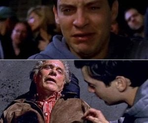 Uncle Ben What Happened? It Was The 5G Peter – Meme