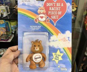 Don't Be A Racist Care Bear – Meme
