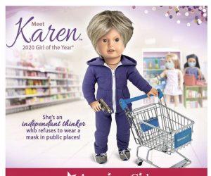 Karen American Girl Doll – Meme