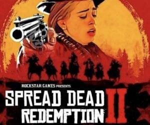 Spread Dead Redemption – Meme