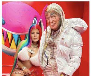 Trump Melania Tekashi 69 Nicki Minaj Meme