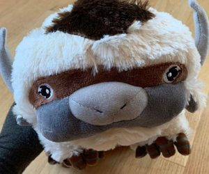 Appa Plush –Bring The Last Airbender to life with this adorable Appa plush!