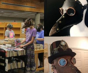 Black Plague Doctor Mask – Fight the pandemic like it's 1347!
