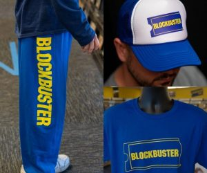 The last operating Blockbuster is now selling merch to help keep its doors open post CoVid!