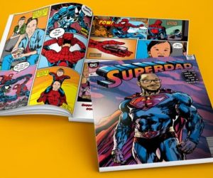 Personalized Comic Book – Turn your story into a digital comic book!