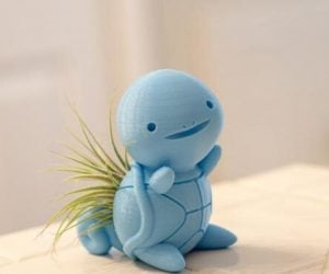 Pokemon Plant Holder – Get your air plants taken care of by these adorable Pokemon!