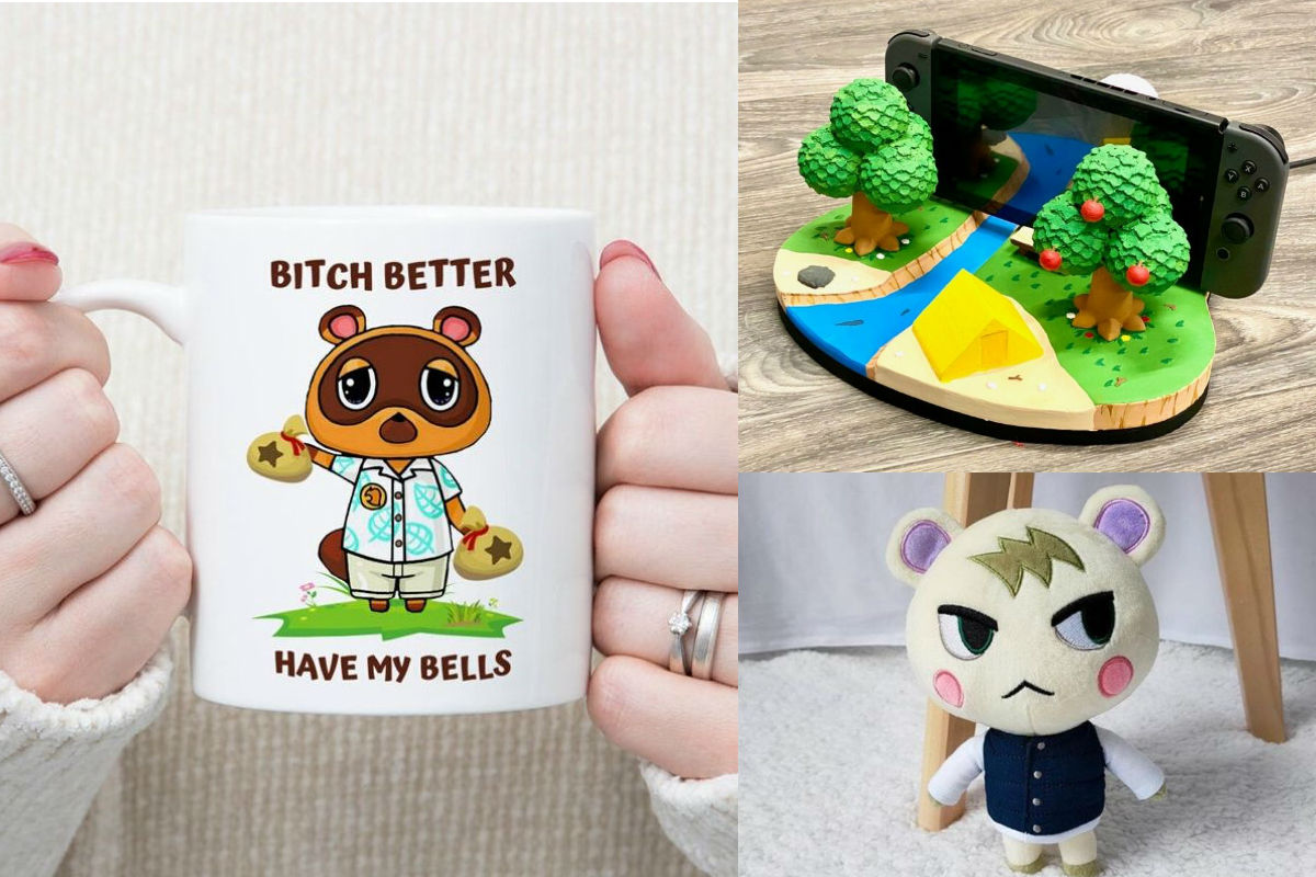 best animal crossing products
